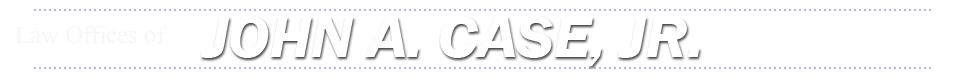 Law Offices of John A. Case, Jr. logo